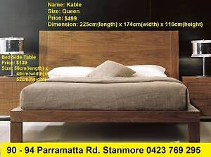 Italian Design Luxury Quality Bed Frame Stanmore Marrickville Area Preview