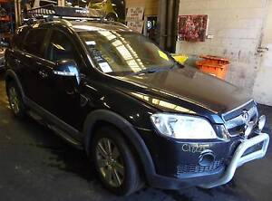 WRECKING 2010 HOLDEN CAPTIVA 2.0 AUTOMATIC WAGON (C18226) Lansvale Liverpool Area Preview