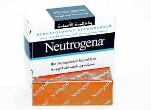 Neutrogena soap bar uk