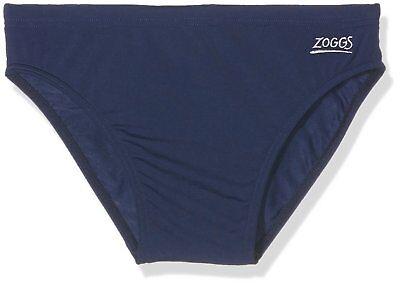 Cottesloe Racer (Zoggs Kid's Cottesloe Racer Swimming Trunks - Navy, 12-13)