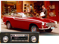 New* 300 watt Stereo Radio /'72-73 Volvo 1800ES Coupe Wagon AM FM iPod controller