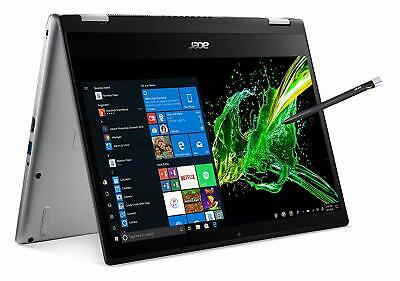 "Acer Spin 3 - 14"" Laptop Intel Core i7-8565U 1.80 GHz 16GB Ram 512GB SSD Win10H"