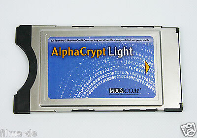 Alphacrypt Light CI CI+ Modul Sky S01 S02 K02 D02 P02 etc. HDTV online kaufen