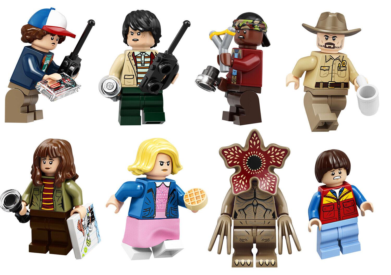 Lego Stranger Things # 75810 Lucas Minifigure