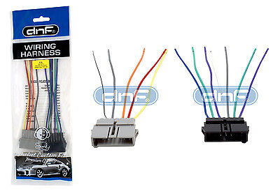 CHRYSLER DODGE JEEP AFTERMARKET RADIO WIRING HARNESS (70-1817) - SHIPS TODAY!