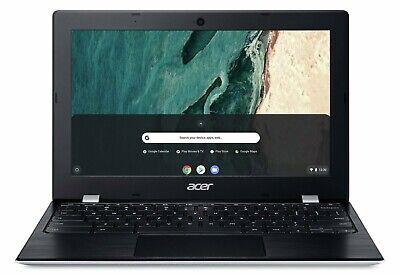 Acer 311 11 Inch Celeron 4GB 32GB Chromebook - Silver A