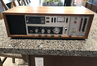 SBE Super Console 23 Channel Transceiver Model SBE-14 CB Not Tested No Pwr Cord