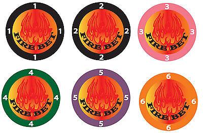 Firebet Chip Markers