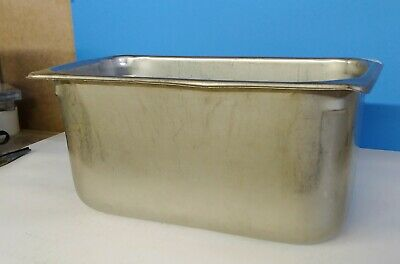 Abc Stainless Steel Third Size 6 Deep Steam Table Pan Buffet 13
