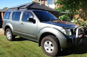 Nissan Pathfinder R51 V6, 7 seater Murdoch Melville Area Preview