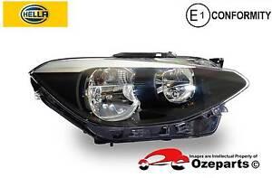 Genuine HELLA BMW 1 Series F20 11~15 Left Head Light Non Xenon Dandenong Greater Dandenong Preview