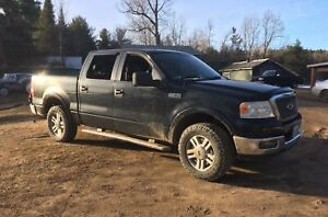 2005 Ford F-150 Lariat 4WD