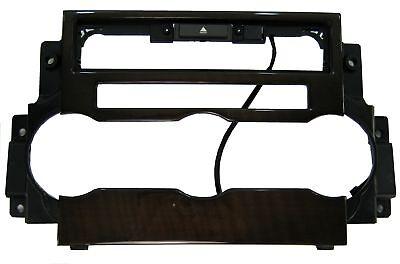 Anigre Wood Center Heater console dash insert for Range Rover Sport 2010+ TDv8