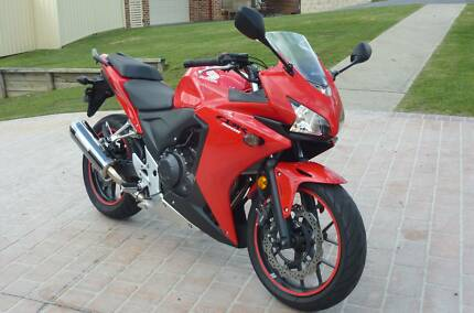 Honda CBR500RA ABS Bike Muswellbrook Muswellbrook Area Preview