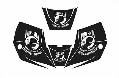 Miller Pro Hobby Classic Digital Welding Helmet 256166 251292 Decal Sticker Pow