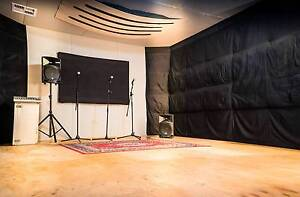 Jam Studio / Music Rehearsal / Office with PA System/Shure/Mackie Bayswater Bayswater Area Preview