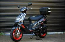 2008 TGB 303RS 150cc Hurstville Hurstville Area Preview