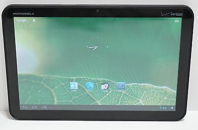 Motorola Xoom Wi Fi   4G 32Gb  Verizon  Android 4 1 2