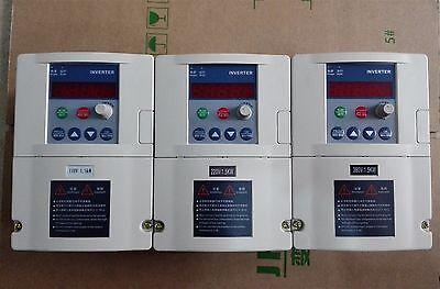 Input-1hp-220v-output-3ph-220v-2.2 Kw-10a-vfd-inverter-frequency-converter-vfd