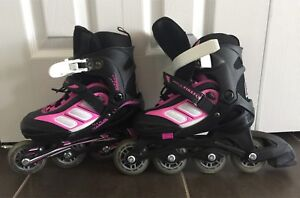 Almost New Firefly Roller Blades