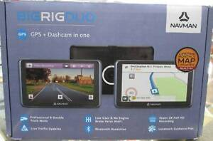 NAVMAN BIG RIG DUO GPS & DASHCAM IN ONE Miller Liverpool Area Preview