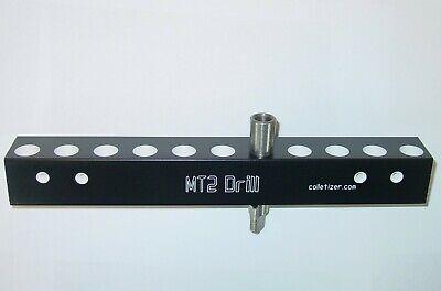 2 Morse Taper Shank Drill Bit Storage Rack Wall Mounting Stand Mt2 2mt Set Au2