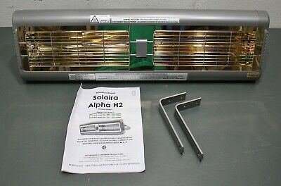 Solaira Electric Infrared Heater SALPHAH2-30240, 240V, 4000W, 32