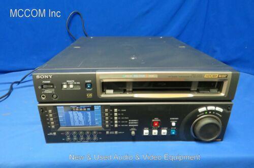 Sony HDW-D1800 CineAlta HDCAM, Digibeta, IMIX Player w/ 21 tape hrs - Low Hours