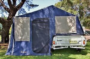 Castaway 4x4 Galvanised Off Road Camper Trailer Hurstville Hurstville Area Preview
