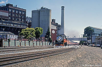 Original Photograph: Southern Pacific 4449 at Crockett, CA (5 x 7)