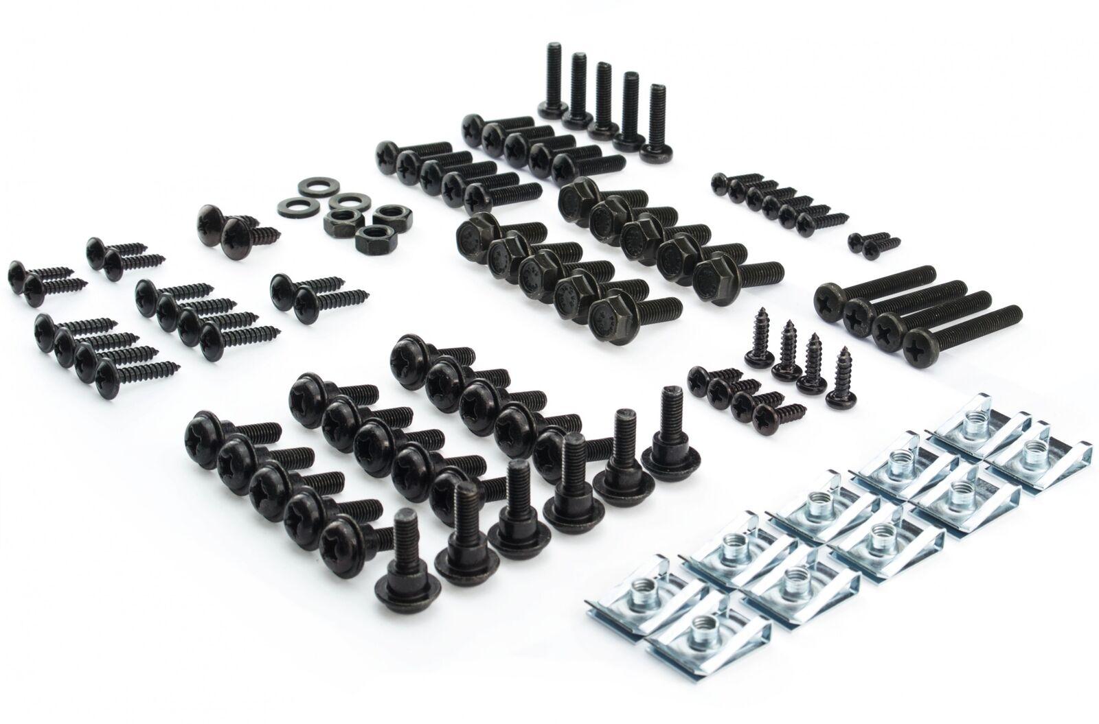 Verkleidungschrauben Peugeot Vivacity 3 Schrauben Set Klemmen Vario Edelstahl A2
