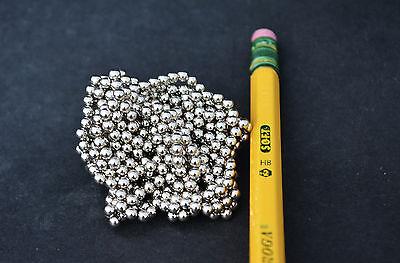 25 Strong Magnets 3mm 18 Spheres Balls Neodymium - Us Seller