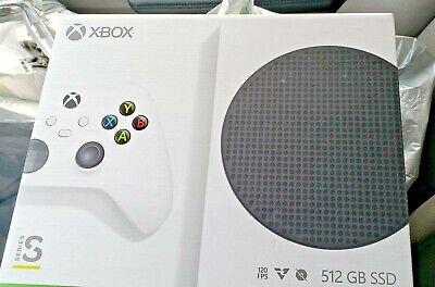 Microsoft XBOX Series S Console- IN HAND