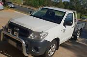 2010 Manual Toyota Hilux Giralang Belconnen Area Preview