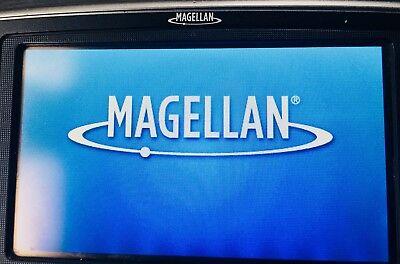 "Magellan Maestro 4040 Car Portable GPS Navigator Bluetooth 4.3"" LCD 3D Maps -B-"
