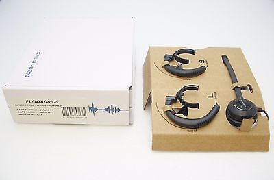 Plantronics EncorePro HW530 Mono Ear-Hook Corded Quick-Disconnect Office Headset