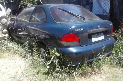 Hyundai Excel 1999 X3 Take Whole Car