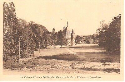 """carte postale - Jodoigne - Dongelberg - CPA-""""Colonie d'enfant Débille"""""""