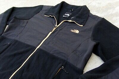 The North Face Denali fleece Jacket women's XXL Black