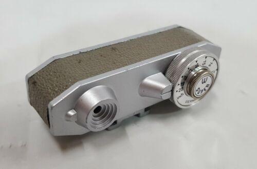 Vintage Watameter Super Shoe Mounted Rangefinder Camera Adapter - Very Nice!!