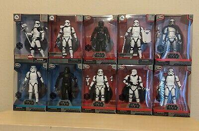 Star Wars Elite Series Complete Set
