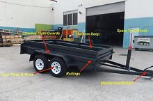 AUSSIE MADE 10X6 2800KG HEAVY DUTY TANDEM WITH NEW TYRES & RIMS! Toowoomba Region Preview