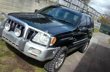2002 Jeep Grand Cherokee v8 Wagon Penguin Central Coast Preview