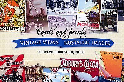 Vintage Views-Nostalgic Images