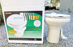 Thetford Aqua Magic Style Ii Rv Toilet Model 42054 Ebay