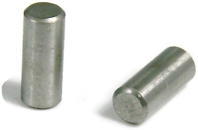 Stainless Steel 18-8 Dowel Pin Rod 18 X 12 Qty 25