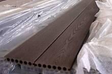 WPC WOOD PLASTIC COMPOSITE DECKING MERBAU DECK LOOK LOW MAINTENAN Moorabbin Kingston Area Preview