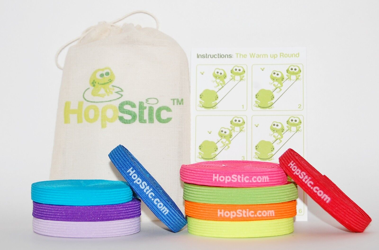 HopStic Chinese Jump Rope USA made