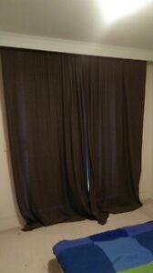 Ikea curtains - 2 sets. Like new. St Leonards Willoughby Area Preview