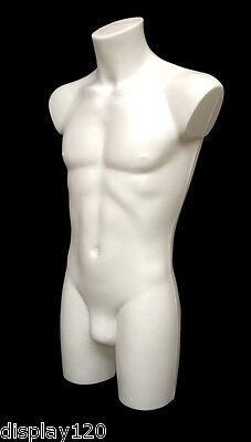 Hochwertig Sporte / Badeanzug Männlich Mannequin Torso Körper Form Display Büste
